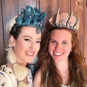 Beautiful Handmade Mermaid Crowns (2)